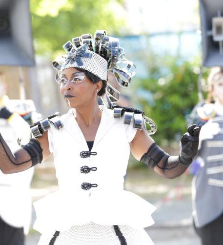 Le festival de la créativité artistique à Bondy