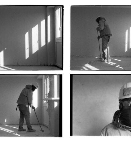 Courte vie pleine, Bâtiment 5 par Aristide Barraud