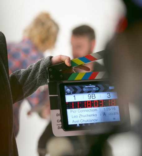 Casting pour le court métrage la Chimère à Aulnay-sous-bois