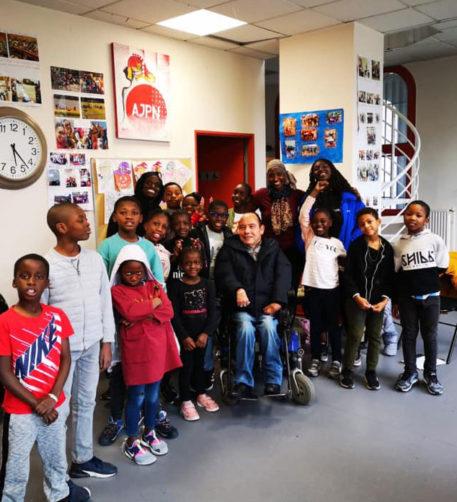 L'Association des Jeunes du Pavé Neuf