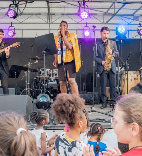 Le 21 Juin, c'était la fête de la musique à Aulnay-sous-Bois !