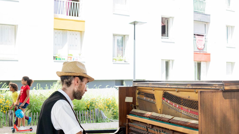 FESTIVAL - REGARDS NEUF 3 - EDITION 2021- FLYING PIANO